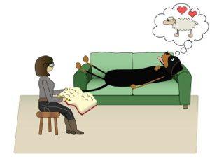 Hundar med speciella behov